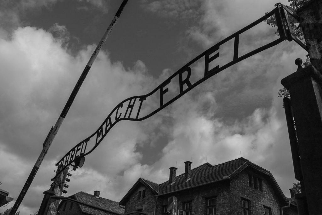 Sfeerimpressie Bezoek Auschwitz / Birkenau